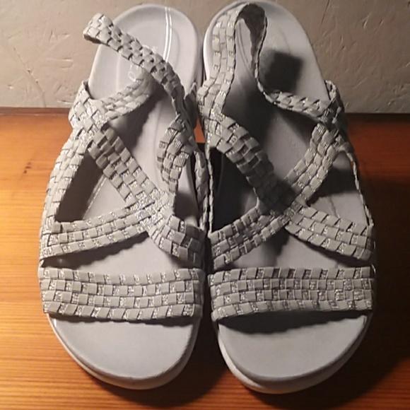 Easy Spirit Shoes - Easy Spirit e360 wedge sandals